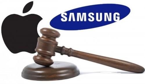 Патентные претензии Apple к Samsung несостоятельны