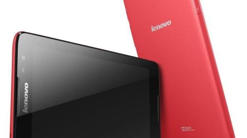 Планшеты Lenovo — дешево и сердито