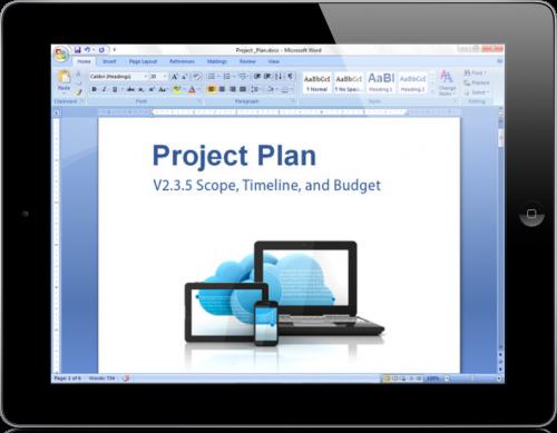 Microsoft Office для iPad вышел благодаря Стиву Балмеру