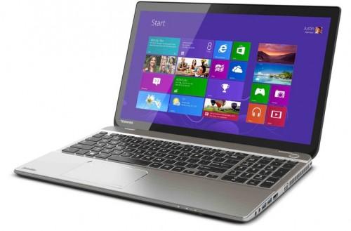 Ноутбук Toshiba P55t с 4K-дисплеем за $1500