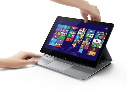 Sony предупреждает о возможном возгорании ноутбука VAIO Fit 11A