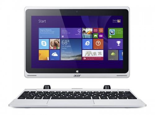 Acer дебютировала с гибридным планшетом Aspire Switch 10