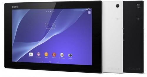 Начались российские продажи Sony Xperia Z2 Tablet