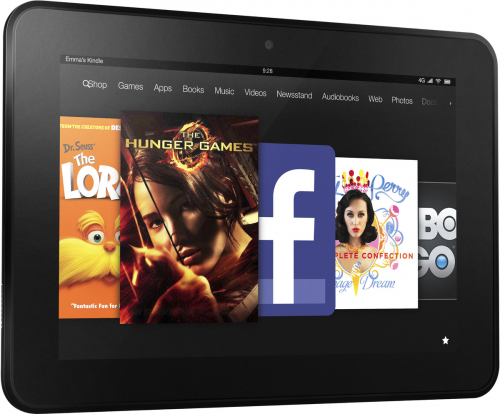 Планшет Amazon Kindle Fire 7 HD 8Gb Wi-Fi