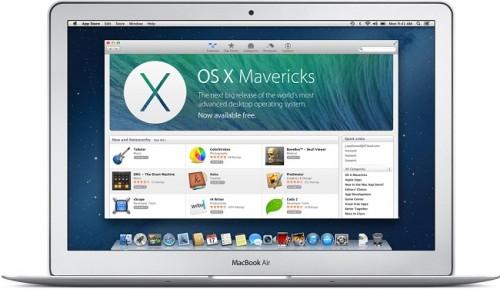 Новая бета OS X Mavericks 10.9.3 стала доступна