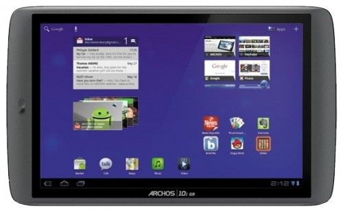 Планшет Archos 101 G9 16Gb Turbo 1.5