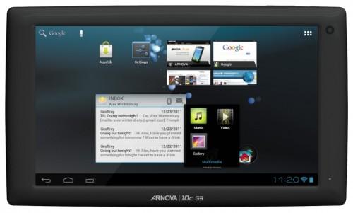 Планшет Archos Arnova 10c G3 4GB
