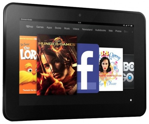 Планшет Amazon Kindle Fire HD 8.9 16Gb Wi-Fi