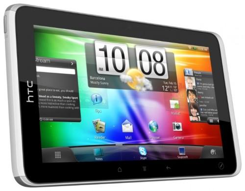 Планшет HTC Flyer Wi-Fi + 3G