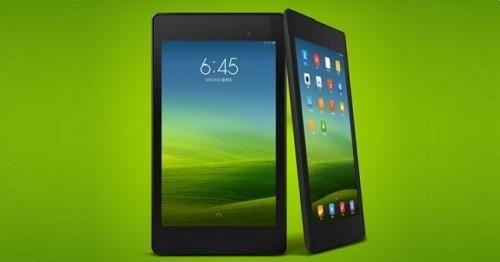 Планшет Xiaomi MiPad может быть представлен в следующем месяце