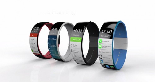LG займется производством гибких дисплеев для iWatch