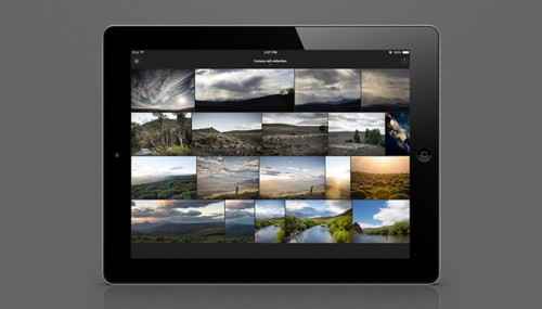 Adobe представила Lightroom Mobile для iPad