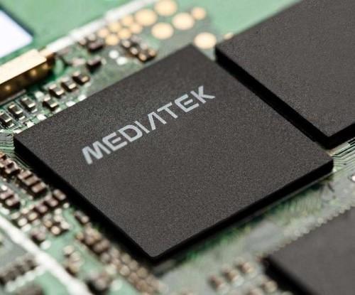 Процессор Mediatek MT8125