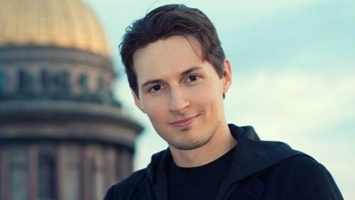 Павел Дуров ушел с поста гендиректора соцсети 'ВКонтакте'