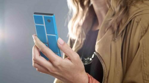 Google Ara: создавая идеальный смартфон