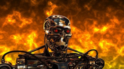 Наука: Робот-пожарный