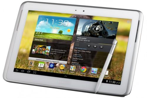 Wi-Fi версия Samsung Galaxy Note 10.1 2014 Editioni получает обновление ОС
