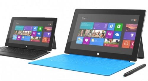 Новые слухи о планшете Surface mini