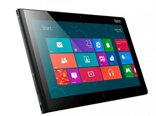 Бизнес-планшет Lenovo ThinkPad 10 на процессоре Bay Trail