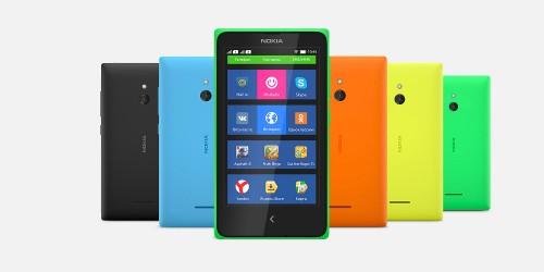 Microsoft объявила о начале продаж смартфона Nokia XL