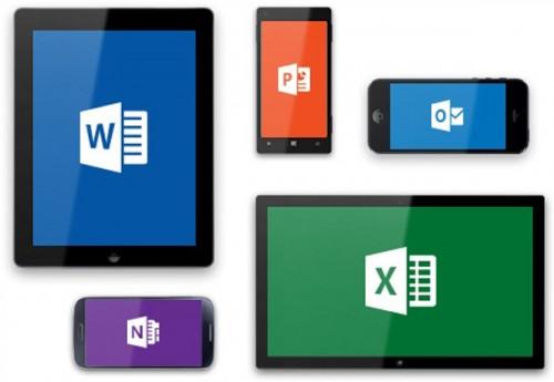 Microsoft Office для iPad получил поддержку AirPrint