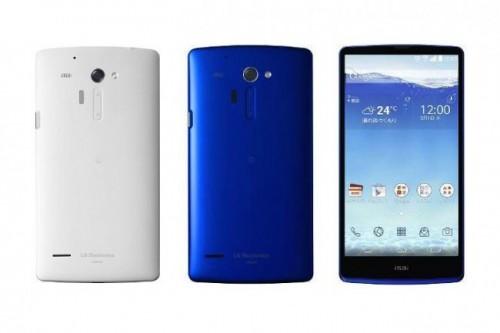 Смартфон LG G3 может стать отражением isai FL