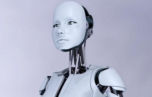 Японские ученые создали роботов, которые могут потеть и пугаться