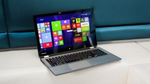 Toshiba представила новые планшеты и ноутбуки