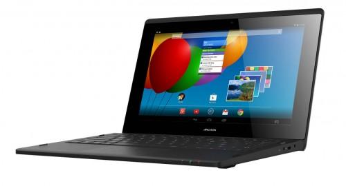 Android-нетбук Archos ArcBook появится в продаже в июне