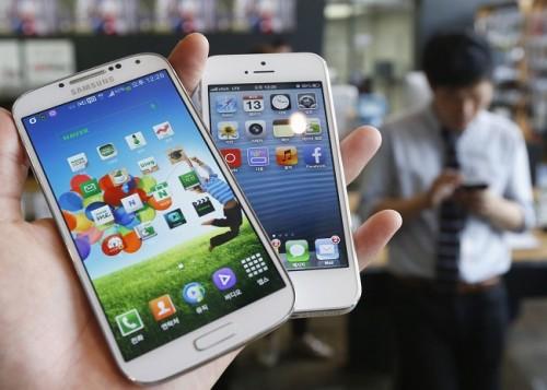 Жителям Южной Кореи iPhone нравится больше отечественных смартфонов