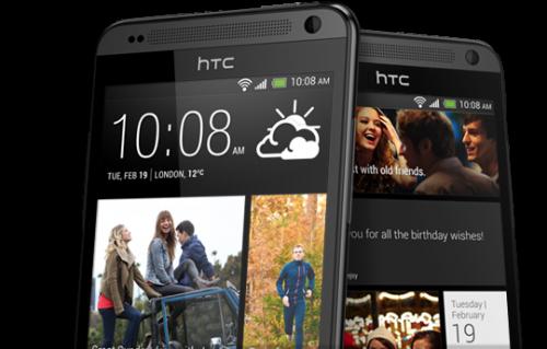 HTC ожидает квартального удвоения объемов продаж
