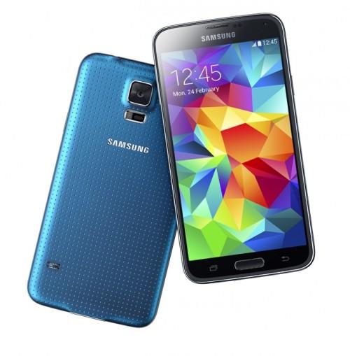 Samsung: 10 млн Galaxy S5 за 25 дней