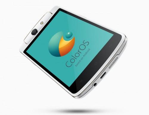 Новинка: компактная версия Oppo N1