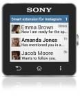 Sony выпустила приложение Instagram для SmartWatch 2