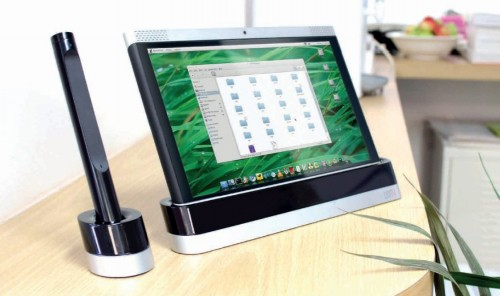 Австралийская компания Vixtel представит планшет с двумя ОС