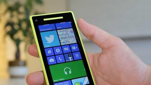 Microsoft добавит управление жестами в Windows Phone