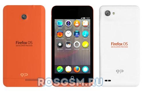 Mozilla начнет продавать смартфоны по 25 $