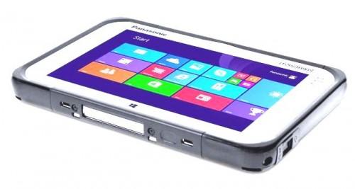 Защищенный планшет Panasonic Toughpad FZ-М1
