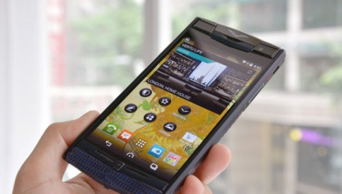 Премиальный Android-смартфон