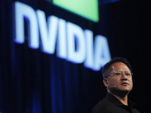 NVIDIA не видит перспектив в графике для смартфонов