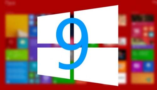Предварительная версия Windows 9 может быть представлена осенью