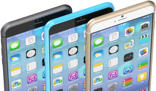 На производстве iPhone 6 замечены проблемы