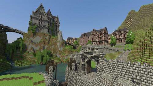Microsoft договаривается о покупке 'Minecraft'