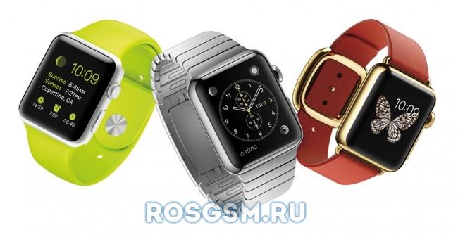 Основная причина отказаться от покупки Apple Watch