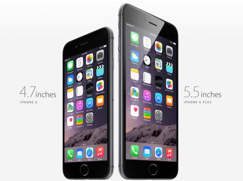 Инвесторы отреагировали на iPhone 6 и iPhone 6 Plus