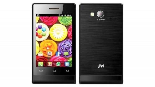 Самый дешевый в мире Android-смартфон от Jivi