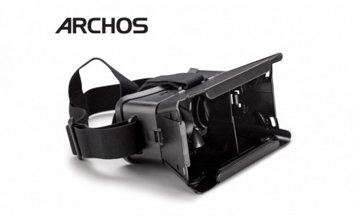 Очки виртуальной реальности за 2000 рублей