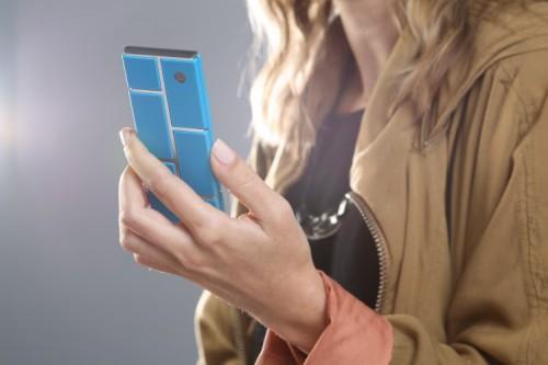 Когда выйдет модульный смартфон Project Ara