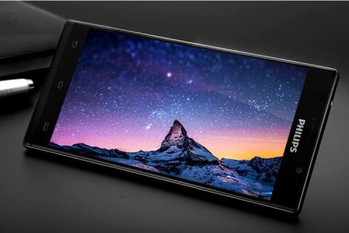 I966 Aurora: смартфон от Philips с флагманскими характеристиками
