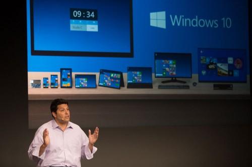 Windows 10 будет работать везде. Но что это значит?